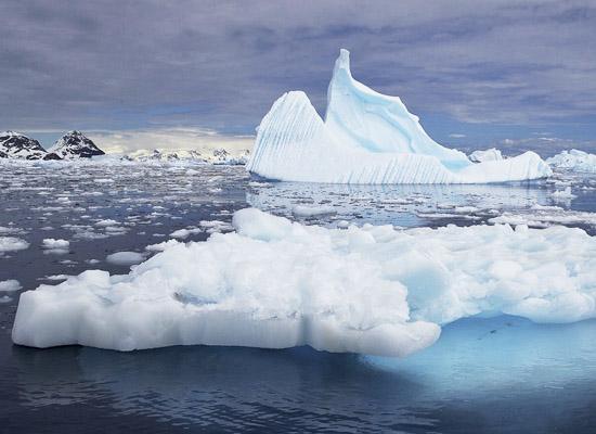 Айсберги с пресной водой