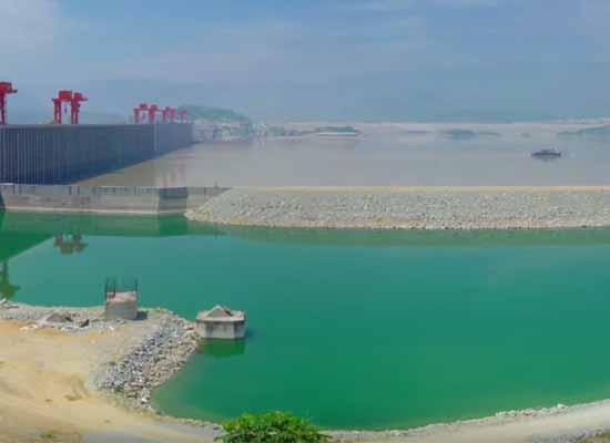 пресная-вода в промышленности Китая