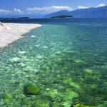 самое большое пресное озеро