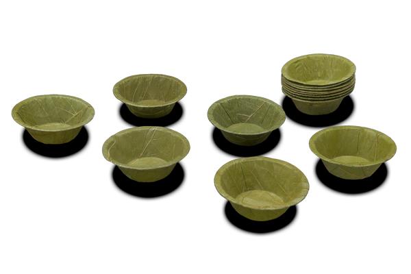 Экологически чистая одноразовая посуда