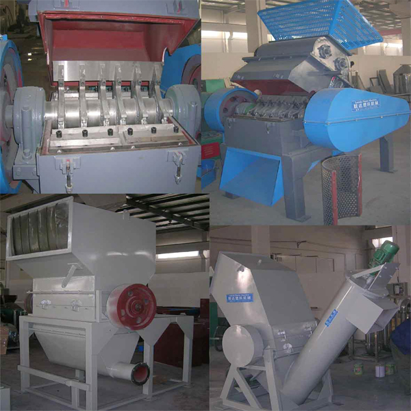 Дробилка - оборудование для переработки пластика