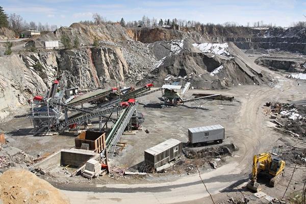горнодобывающая промышленность - Mining industry