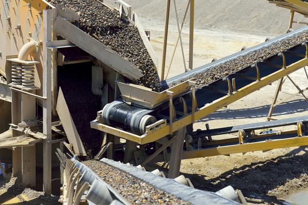 добыча камня - Quarrying