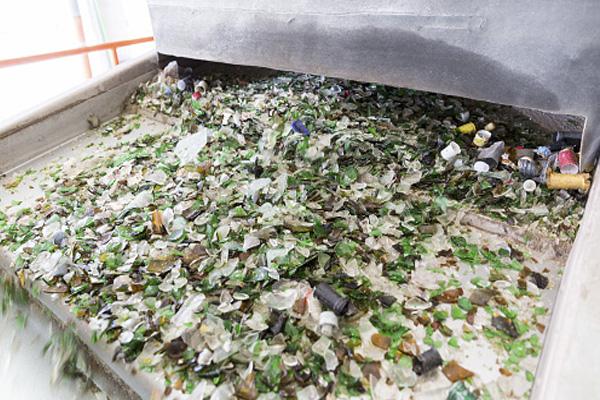 вторичная переработка стекла оборудование - Recycling glass equipment