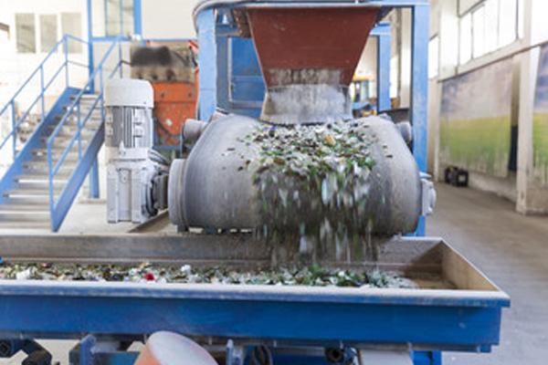 переработка стекла - Glass recycling