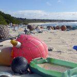 мусор острова Хендерсон