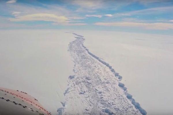 ледник Ларсен С