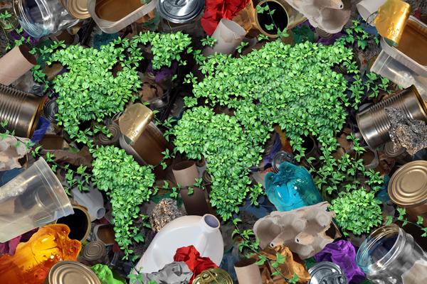 проблема бытовых отходов
